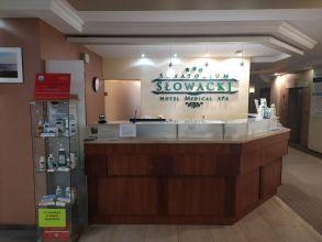HOTEL & Wellness Spa  Sanatorium Słowacki