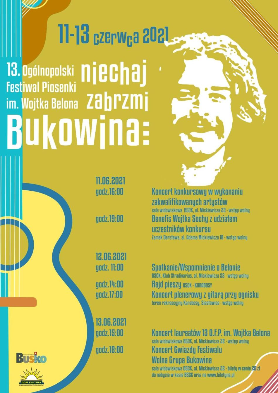 13. OFP Niechaj Zabrzmi Bukowina