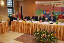 Konwent Marszałków w Busku-Zdroju