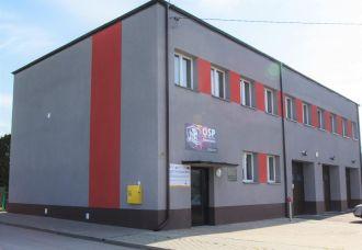 Termomodernizacja budynku Strażnicy OSP w Zbludowicach