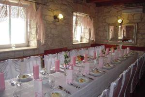Restauracja w pensjonacie Zamek Dersława