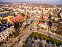 Remont ulicy Kazimierza Wielkiego w Busku-Zdroju