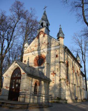 Kaplicy pod wezwaniem Św. Anny