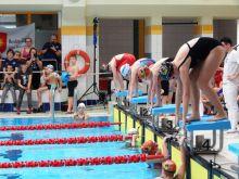 Wielkie święto pływania w Busku-Zdroju - obchody 15 lecia MUKS UNIA