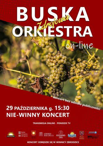 Nie-winny koncert on-line