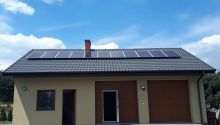 Wykorzystanie odnawialnych źródeł energii poprzez montaż instalacji fotowoltaicznych w gospodarstwach domowych na terenie Gminy Busko-Zdrój
