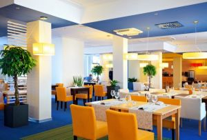 Restauracja Ponidzie i Oranżeria w Hotelu Słoneczny Zdrój