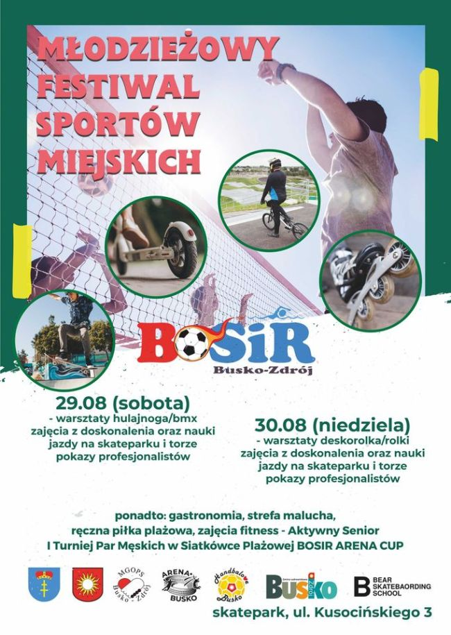 Młodzieżowy Festiwal Sportów Miejskich