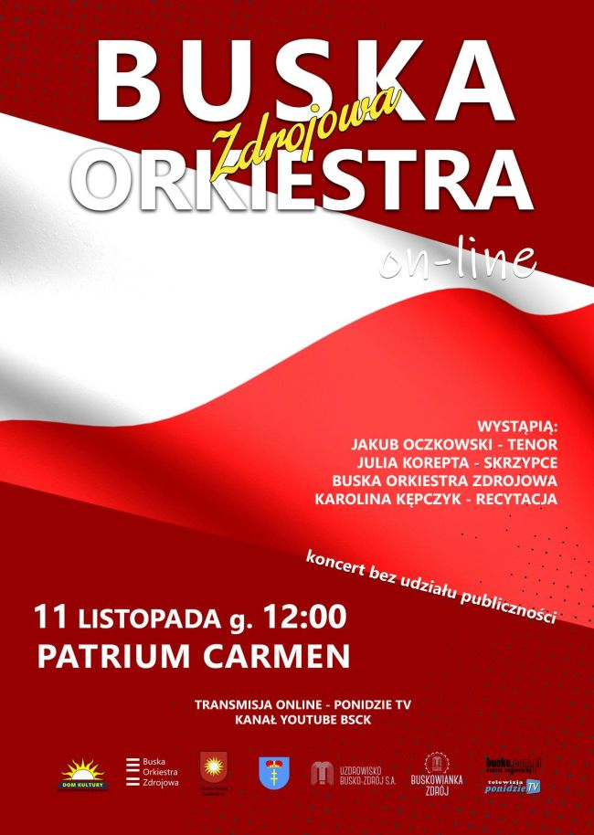 Buska Orkiestra Zdrojowa on-line