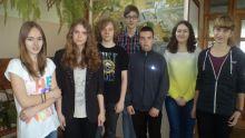 Samorządowe Gimnazjum nr 1 w Busku – Zdroju znów pokazało mistrzowską klasę