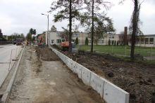 Powstaje zatoka autobusowa przy SP nr 2 w Busku-Zdroju