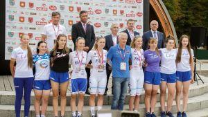 Mistrzostwa Polski w kolarstwie szosowym - wyniki