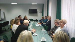 Gościnna sesja Ogólnopolskiego Porozumienia o Współpracy Rad Seniorów