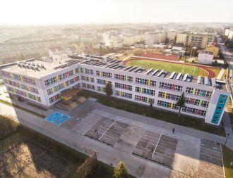 Rozbudowa budynku Szkoły Podstawowej Nr 2 w Busku-Zdroju