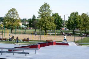 Busko-Zdrój: Skatepark