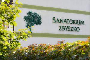 """Sanatorium """"Zbyszko"""""""