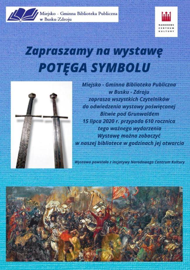 """Wystawa """"Potęga Symbolu"""""""