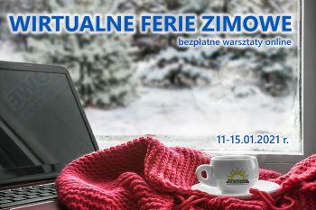 Wirtualne ferie zimowe