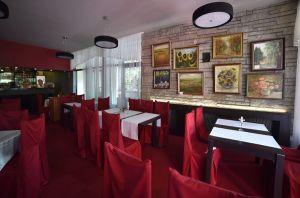Restauracja Viktoria w Parku Zdrojowym