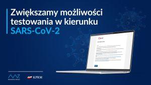 Test na COVID-19 bez kontaktu z lekarzem