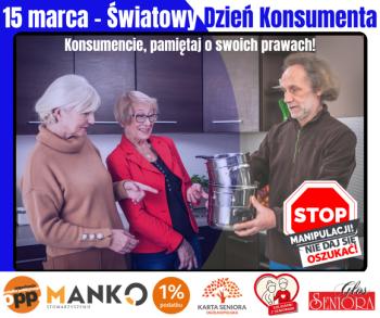 Tydzień Świadomości Konsumenckiej z Głosem Seniora