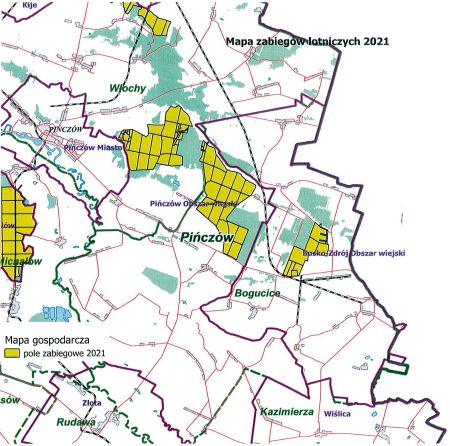 Ogłoszenie Regionalnej Dyrekcji Lasów Państwowych